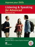 Improve your Skills: Listening & Speaking for Advanced Student's Book with key & MPO Pack