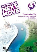 Macmillan Next Move Level 4 Student's Book Pack (CD-Audio)