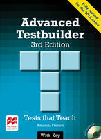 Advanced Testbuilder 3rd edition Student's Book with key Pack