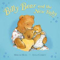 Billy Bear and the New Baby (Paperback)
