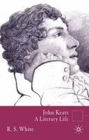John Keats: A Literary Life - Literary Lives (Hardback)