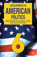 Developments in American Politics 6 (Hardback)