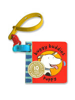 Buggy Buddies: Puppy (Board book)