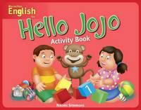 Hello Jojo Activity Book 1 (Paperback)