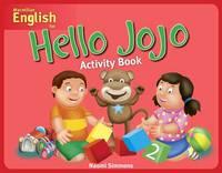 Hello Jojo Activity Book 2 (Paperback)