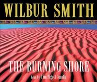The Burning Shore (CD-Audio)