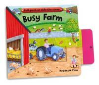 Busy Books: Busy Farm (Board book)