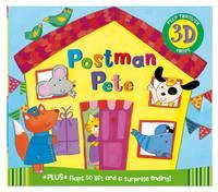Postman Pete (Hardback)