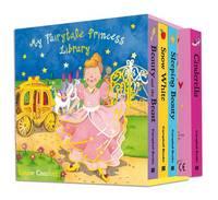 My Fairytale Princess Library (Board book)