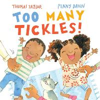 Too Many Tickles! (Paperback)