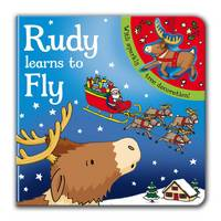 Rudy Learns to Fly (Board book)