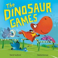 The Dinosaur Games (Hardback)