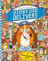 Digby Dog Delivers: A Search-and-Find Story (Hardback)