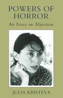 Powers of Horror: An Essay on Abjection (Paperback)