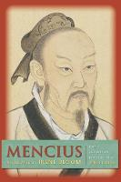 Mencius - Translations from the Asian Classics (Paperback)
