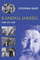 Randall Jarrell and His Age (Hardback)