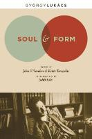 Soul and Form - Columbia Themes in Philosophy, Social Criticism, and the Arts (Paperback)