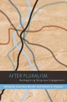 After Pluralism