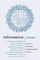Information: A Reader (Hardback)