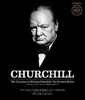 Churchill: The Treasures of Winston Churchill, the Greatest Briton (Hardback)