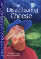 The Disappearing Cheese - Zigzag (Paperback)