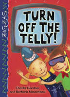 Turn Off the Telly - Zigzag (Paperback)