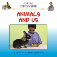 Animals and Us - Start-Up Citizenship S. (Hardback)