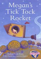 Megan's Tick Tock Rocket - Spirals (Paperback)