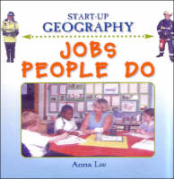 Jobs People Do - Start-Up Geography S. (Big book)