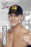WWE John Cena - DK Readers Level 2 (Hardback)