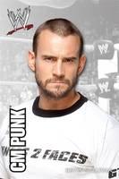 WWE CMM Punk - DK Readers Level 2 (Hardback)