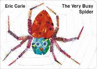 The Very Busy Spider (Hardback)