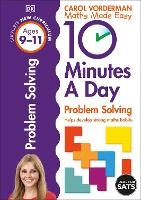10 Minutes a Day Problem Solving Ages 9-11 Key Stage 2 - Made Easy Workbooks (Paperback)