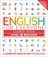 English language teaching elt books waterstones english for everyone course book level 1 beginner fandeluxe Gallery