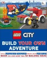 LEGO (R) City Build Your Own Adventure: With minifigure and exclusive model (Hardback)