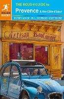 The Rough Guide to Provence & Cote d'Azur (Travel Guide) - Rough Guides (Paperback)