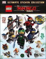The LEGO (R) NINJAGO (R) Movie (TM) Ultimate Sticker Collection - Ultimate Sticker Collection (Paperback)