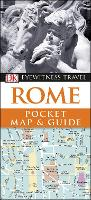 DK Eyewitness Rome Pocket Map and Guide
