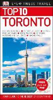 Top 10 Toronto - DK Eyewitness Travel Guide (Paperback)
