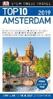 Top 10 Amsterdam - DK Eyewitness Travel Guide (Paperback)