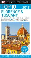 Top 10 Florence and Tuscany: 2019 - DK Eyewitness Travel Guide (Paperback)