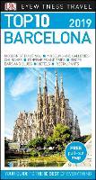 Top 10 Barcelona: 2019 - DK Eyewitness Travel Guide (Paperback)