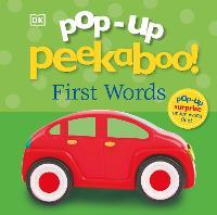 Pop Up Peekaboo! First Words