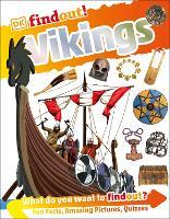 DKfindout! Vikings - DKfindout! (Paperback)