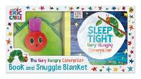 The Very Hungry Caterpillar Book and Snuggle Blanket