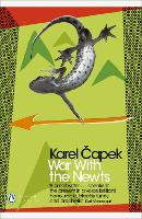 War with the Newts - Penguin Modern Classics (Paperback)