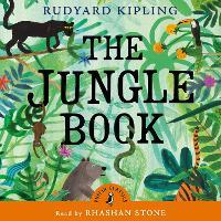 The Jungle Book - Puffin Classics (CD-Audio)