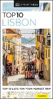 Top 10 Lisbon - DK Eyewitness Travel Guide (Paperback)