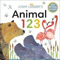 Jonny Lambert's Animal 123 (Board book)