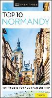 Top 10 Normandy - DK Eyewitness Travel Guide (Paperback)